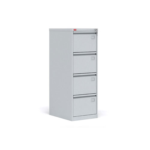 Шкаф картотечный металлический для хранения документов КР-4