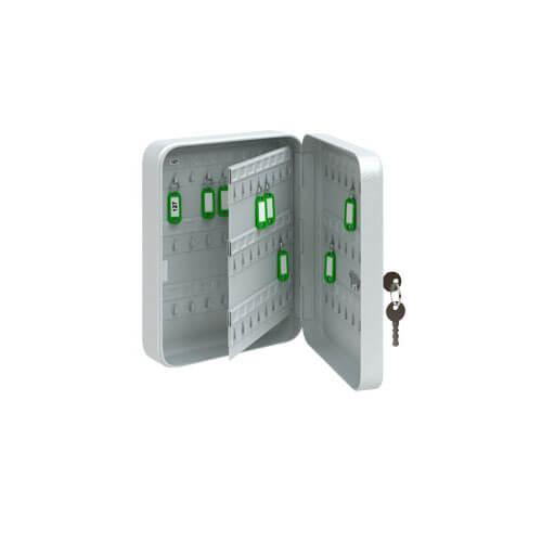 Металлическая ключница КС-96 на 96 ключей