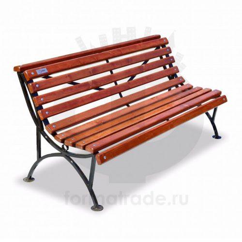 Садово-парковая скамейка «Мой Парк»