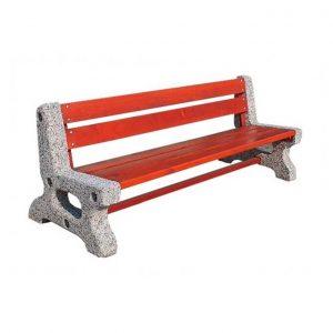 Скамейки бетонные