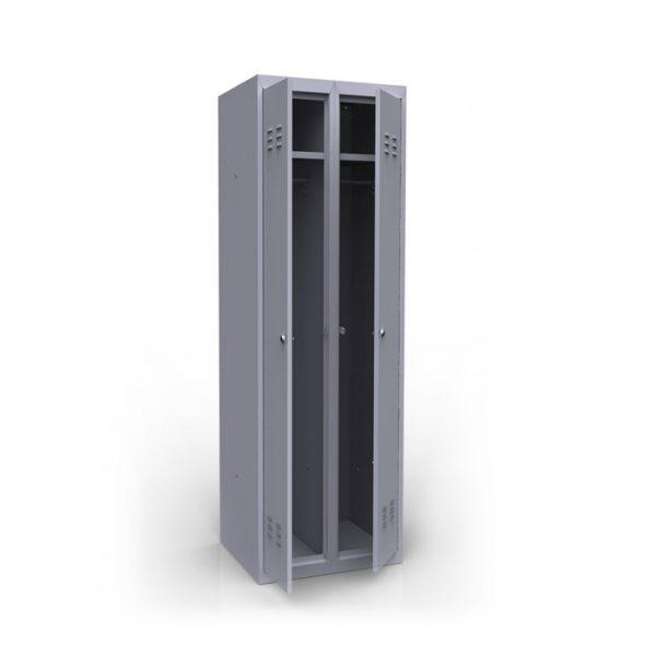 Шкаф металлический для одежды ШР-22 L500