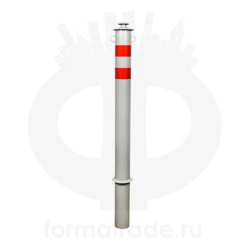 Столбик парковочный бетонируемый СБ-76.000 СБ