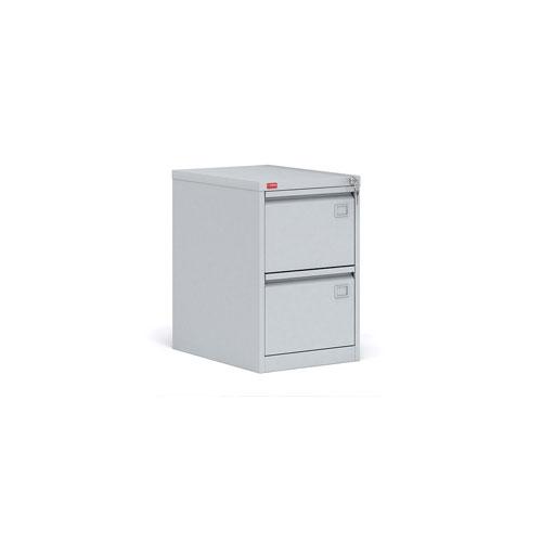 Шкаф картотечный металлический для хранения документов КР-2