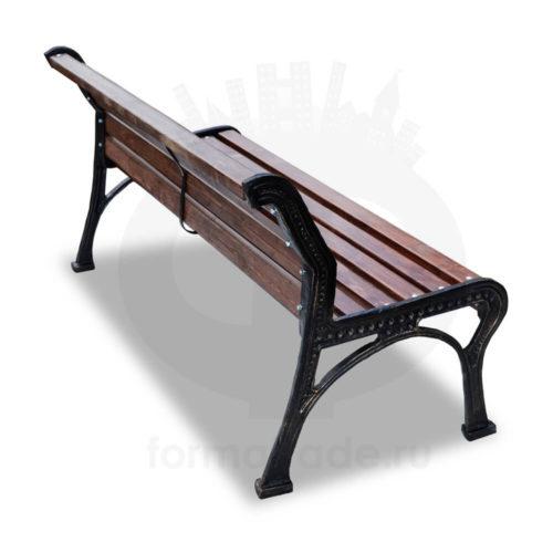 Скамейка садовая «Ретро стиль» без подлокотников