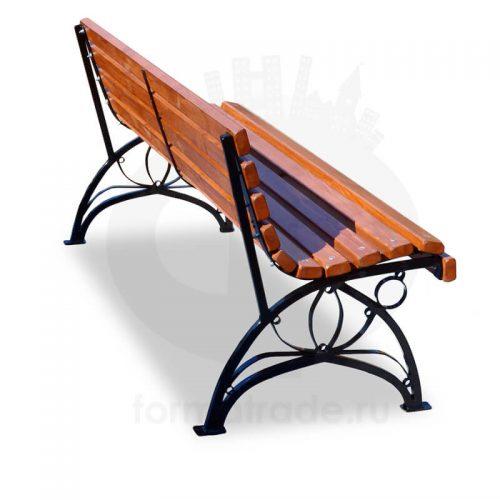 Садововая скамейка «Флора»