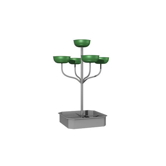 """Конструкция для уличных цветочных вазонов """"Мобильное дерево 2"""""""