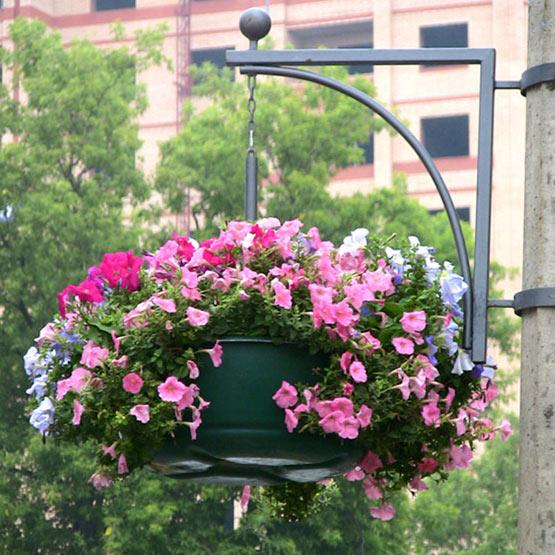 """Уголок с вазоном для цветов """"Цвеона 6"""""""