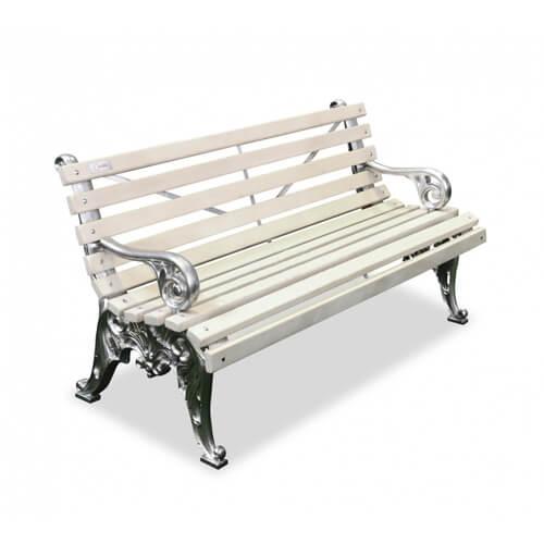 Скамейки алюминиевые