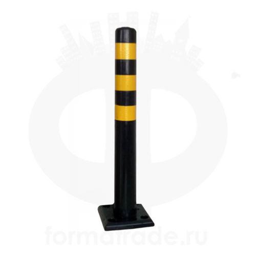 Столбик сигнальный черный ССУ-750