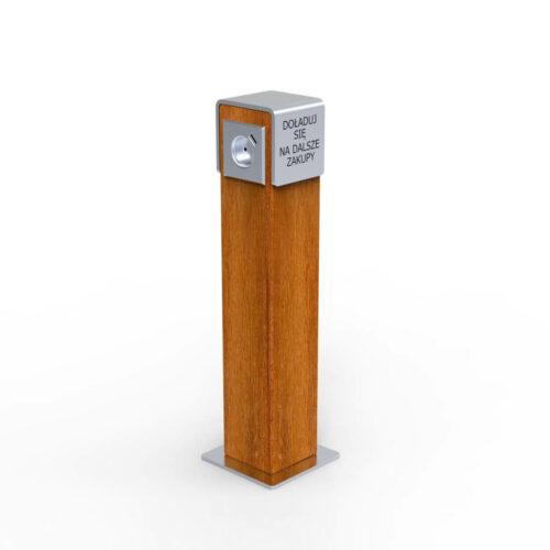 Зарядная станция для общественных помещений Ф802