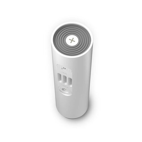 Зарядное устройство Столбик МР1 (индуктивное зарядное устройство Qi, 230В и USB)